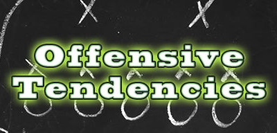 NFL Offensive Tendencies – Week 3