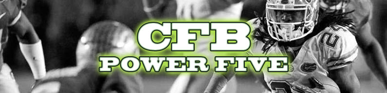 CFB Power 5 – Week 10