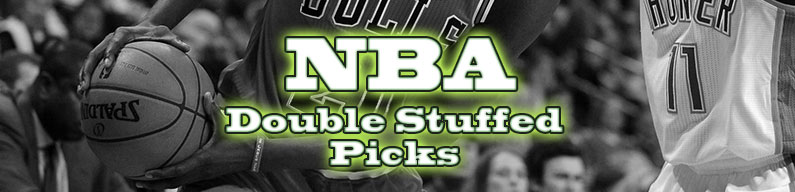 Double Stuffed NBA Picks: 2/19