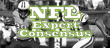 NFL – DFS Industry Expert Consensus – Week 8