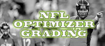 Week 10 – DFS NFL Optimal Lineup Analysis