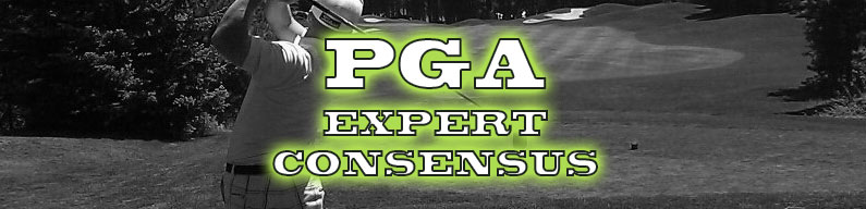 PGA – 2018 Masters – Weighted Consensus