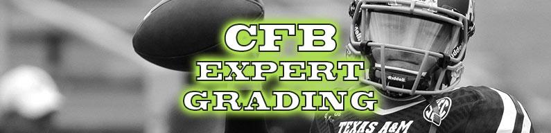 CFB – Week Thirteen (Friday & Saturday) Wrap-Up and Expert Grades