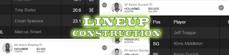 NBA Consensus Lineup Construction – March 28